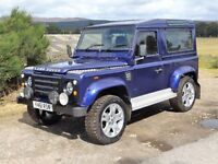 LAND ROVER 90 TD5 CSW
