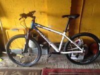 Cannondale f5 mountain bike