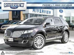 2014 Lincoln MKX Reserve 0.9%!!! Free 6 Year/160,000Km Warranty!