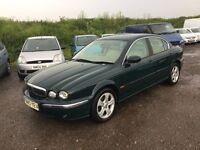2001 JAGUAR XTYPE 4x4 in superb condition manual gearbox fully loaded leather electrics seats superb