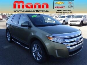 2013 Ford Edge Limited   PST paid, Leather, Bluetooth.