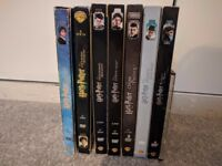 Harry Potter Complete DVD Set