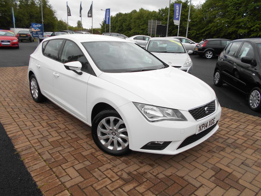 seat leon 1 6 tdi se 5dr 2014 in portadown county armagh gumtree. Black Bedroom Furniture Sets. Home Design Ideas