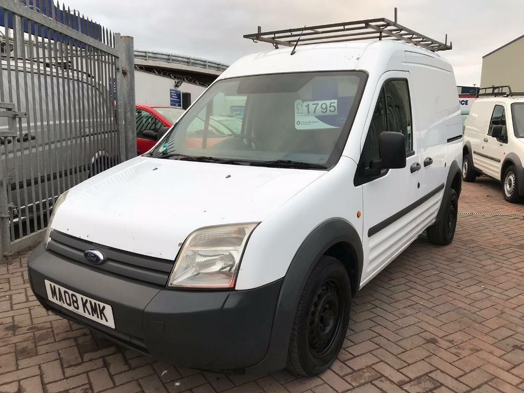 afa1d715edf816 2008 08 FORD TRANSIT CONNECT LWB HIGH ROOF ABSOLUTE SUPERB DRIVE LONG VERY  CL.