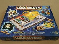 ***JOHN ADAMS 'HOT WIRES' ELECTRONIC SCIENCE SET, LIKE NEW, FOR GIRLS OR BOYS***