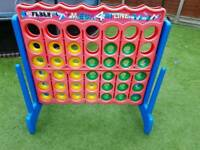 Childrens Outdoor Connect 4