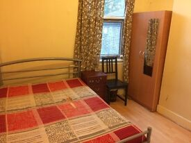 Double Room To-Let near Upton Park Station with one family in a two bed room Flat £115 pw