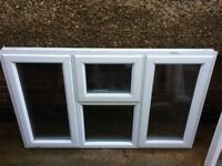 **UPVC**DOUBLE GLAZED WINDOWS**£100 EACH**2 AVAILABLE**COMES WITH KEY**NO OFFERS**GOOD CONDITION**