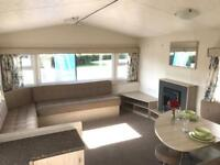 2 bedroom caravan sited in Pagham, Chichester, West Sussex