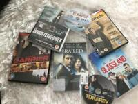 COLLECTION OF DVD,s