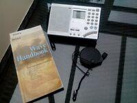 Sony Receiver Radio with SW.