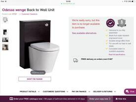 Toilet Cistern Housing