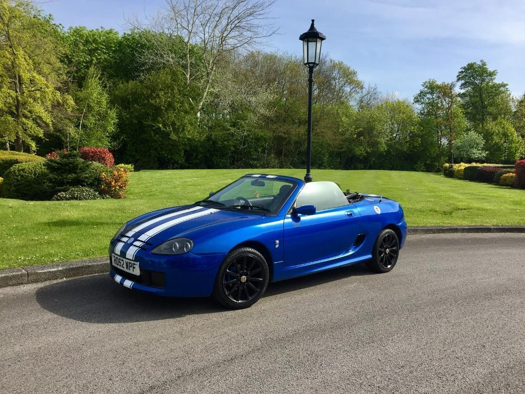 Gorgeous MG TF 135 Convertible with Full MOT & Service History - Swap PX  Considered | in Long Eaton, Nottinghamshire | Gumtree