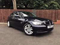 **LOW MILEAGE** BMW 3 SERIES 320D LONG MOT NEW CLUTCH AND FLYWHEEL