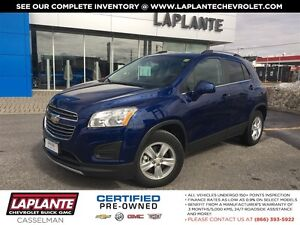 2016 Chevrolet Trax LT AWD True North Edition
