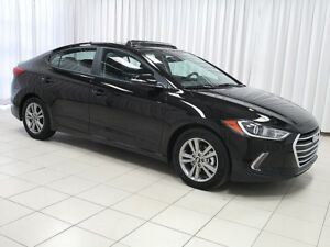 2018 Hyundai Elantra SEDAN w/ SUNROOF, BLUETOOTH, USB PORT, TINT