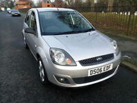 FORD FIESTA 1.4 TDCI £30 A YEAR ROAD TAX HPI CLEAR M.O.T ALLOYS 5 DOOR SILVER CD PLAYER