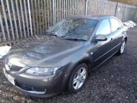 MAZDA 6 S GREY 2006 5 DOOR 1.8 PETROL HATCHBACK 81,000 MILES M.O.T 12/03/19 EXCELLENT CONDITION