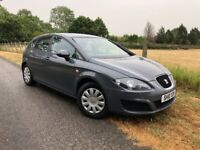 2010 SEAT LEON 1.9 TDI S 5dr •• FULL SERVICE HISTORY •• PRICED LOW TO SELL