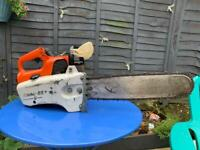 NOW SOLD Stihl Vintage Chainsaw NOW SOLD