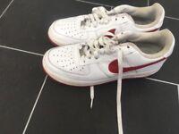 Nike size 9.5 UK