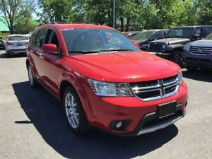 2016 Dodge Journey R/T AWD CUIR MAGS 19P GROS ECRAN 7 PASSAGERS