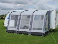 Kampa Rally 390 caravan awning