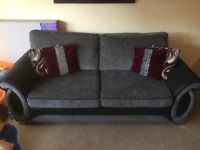 Large 3 seater sofa & Large 2 Seater Sofa Bed