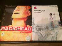 Radiohead Music Books