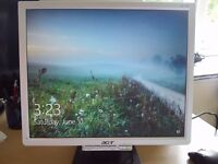 ACER LCD MONITOR