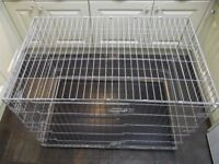 Dog cage / Crate / Puppy pen. XXL