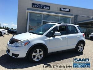 2010 Suzuki SX4 JX 6 speed AWD  No accidents