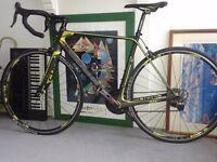 Cube GTC SL Carbon road bike