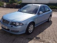 ROVER 45 CLUB 1.6 ONLY 36000m IMMACULATE CAR LOTS OF HISTORY SUPERB THROUGHOUT