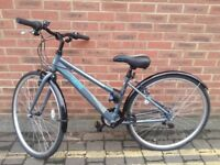 Apollo Virtue Womens Hybrid Bike - almost new