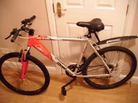 Reebok blade mountain bike only used once