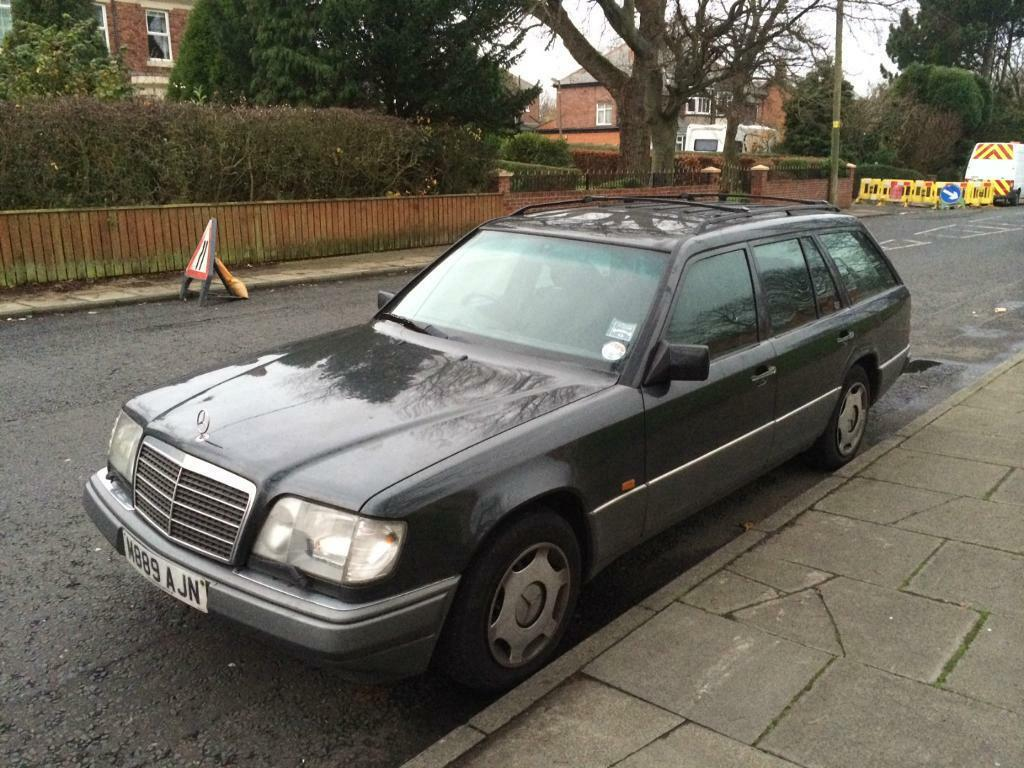 Mercedes benz w124 7 seat estate e class united for Mercedes benz seven seater