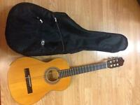 Ashland Hand Crafted 3/4 size acoustic guitar