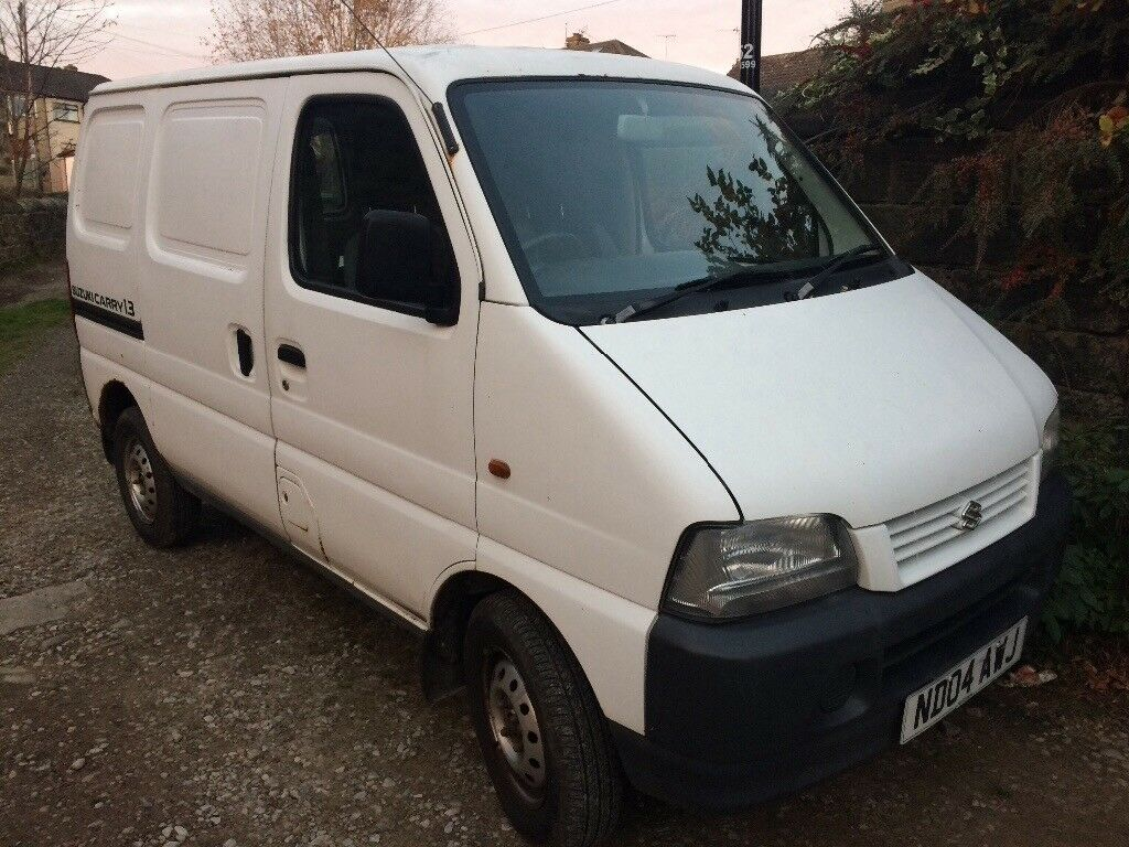 Suzuki Carry Van for Sale - great van!