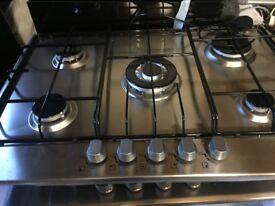 Zanussi 5 Burner Gas Hob New and Unused