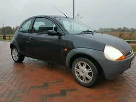 ** 2006 Ford KA 1.3 Petrol Black **