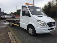 mercedes 310cdi recovery truck