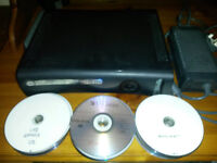 'Special' Xbox 360 Elite 320GB with controller and 55 games