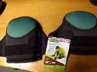 New Gardening DIY knee pads