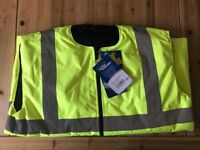 BRAND NEW Portwest Hi-Vis Bodywarmer