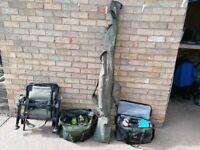 Fishing gear/ carp setup