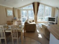 2006 Willerby New Hampshire Lodge for sale at Percy Wood Country Park near Alnwick, Northumberland