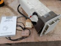 Carver cascade 2 gas and electric water heater