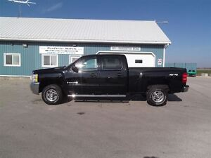 2009 Chevrolet SILVERADO 2500HD LT,DIESEL,CREW,SHORT,4X4,142 KM! Kitchener / Waterloo Kitchener Area image 10