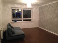 Furnished double bedroom for rent Pollokshields £450